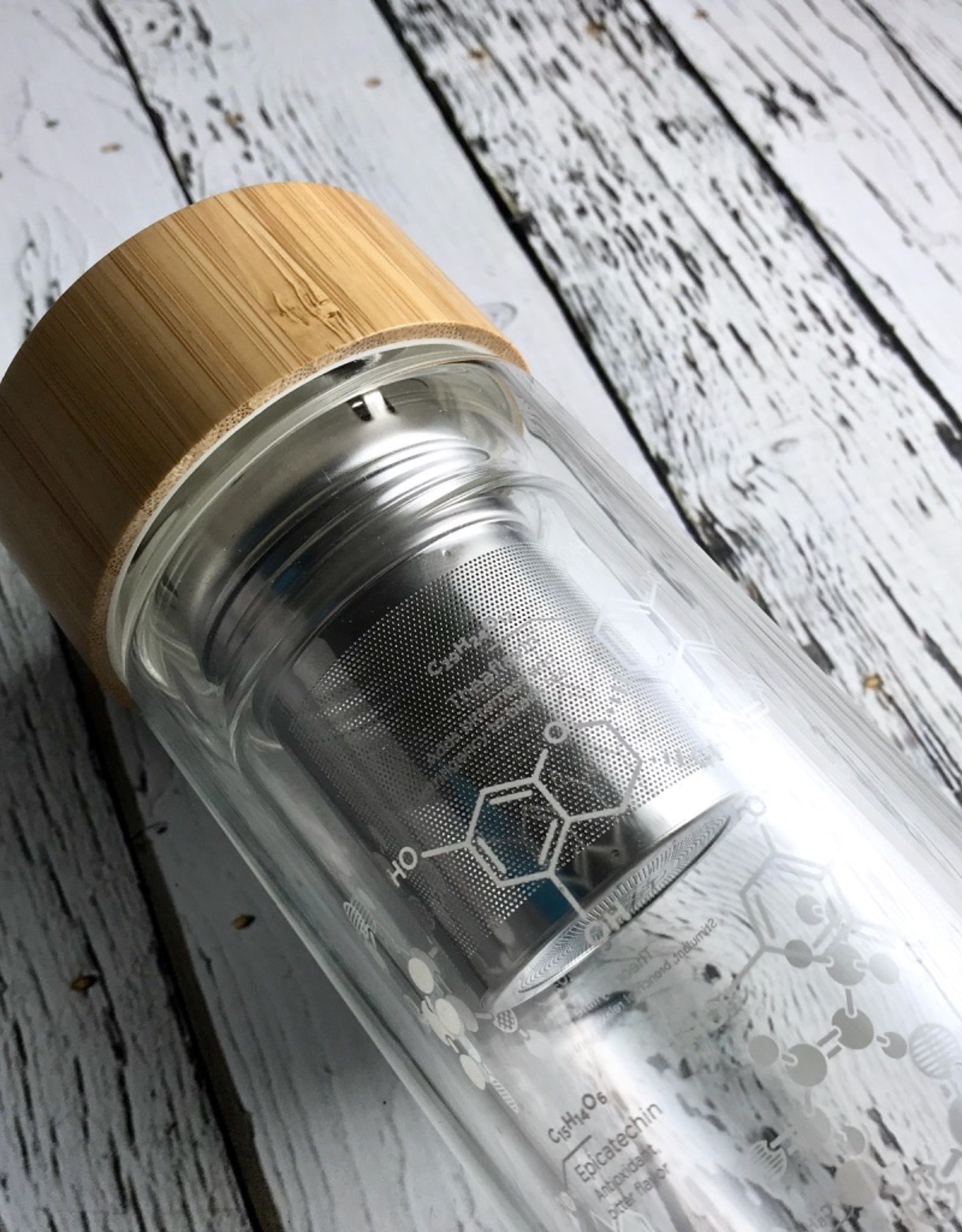 Cognitive The Science of Tea Infuser Flask