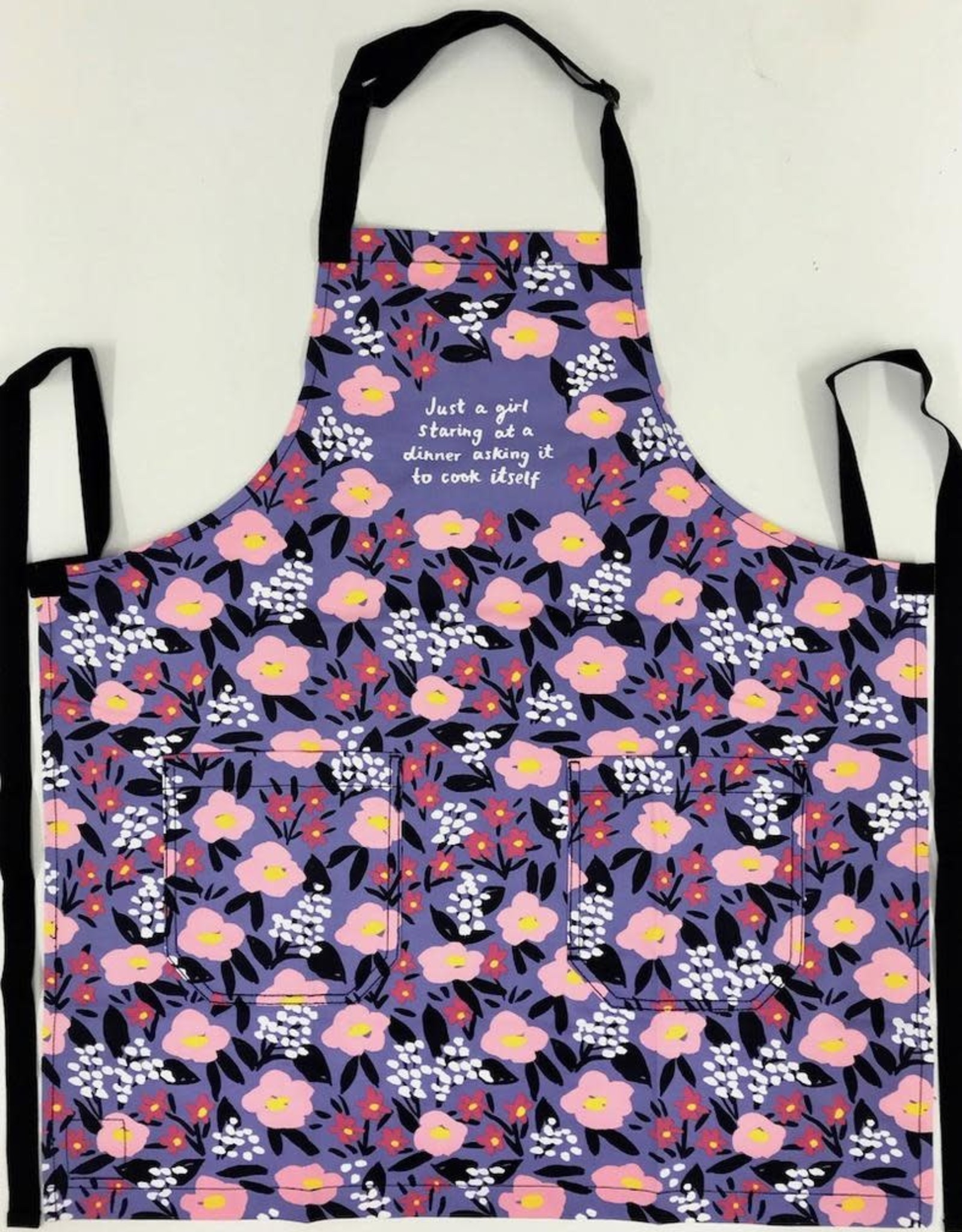 BlueQ Just A GIrl Apron