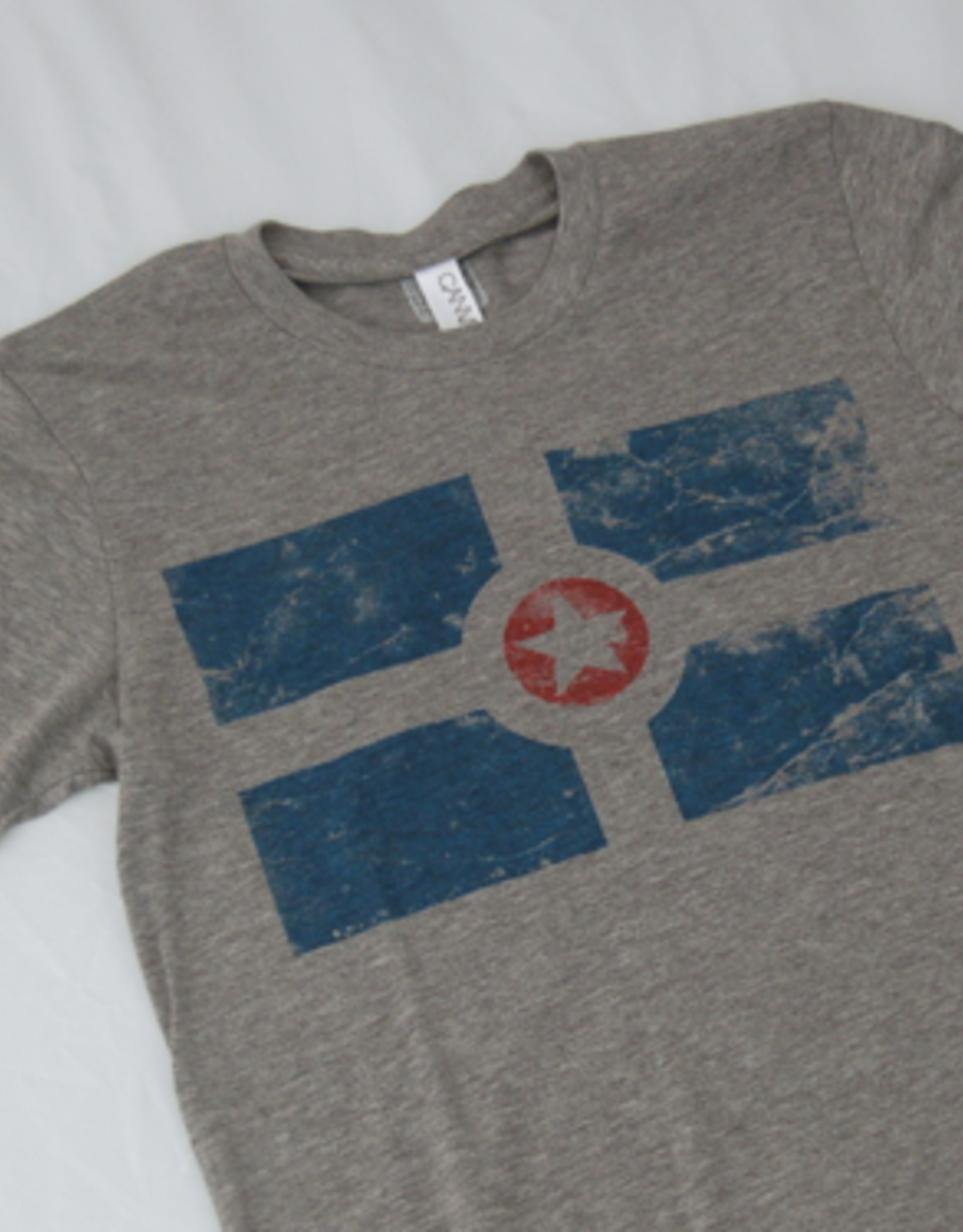 PUP Indy Flag Tee by People for Urban Progress