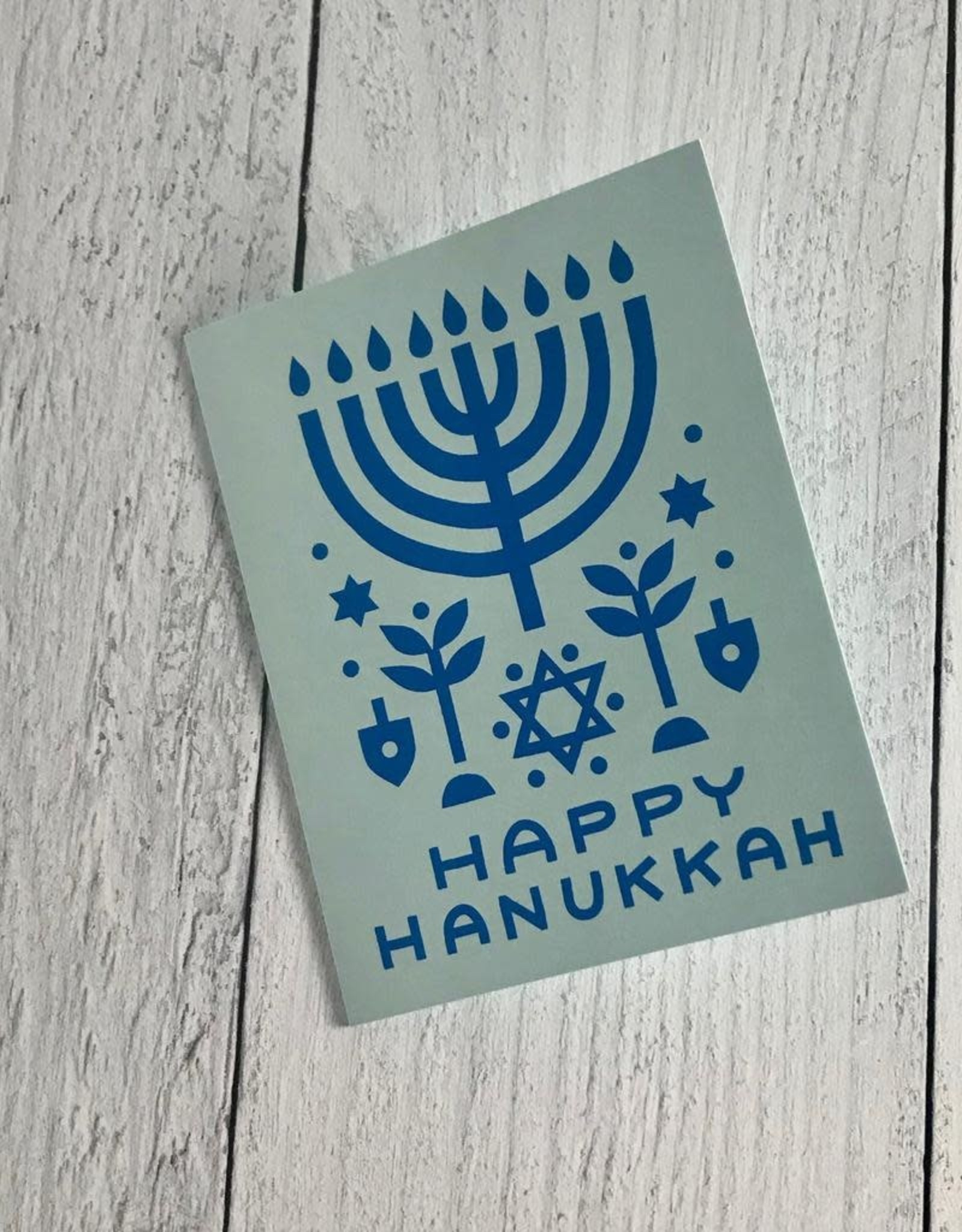 Happy Hanukkah Cards Boxed  set of 6
