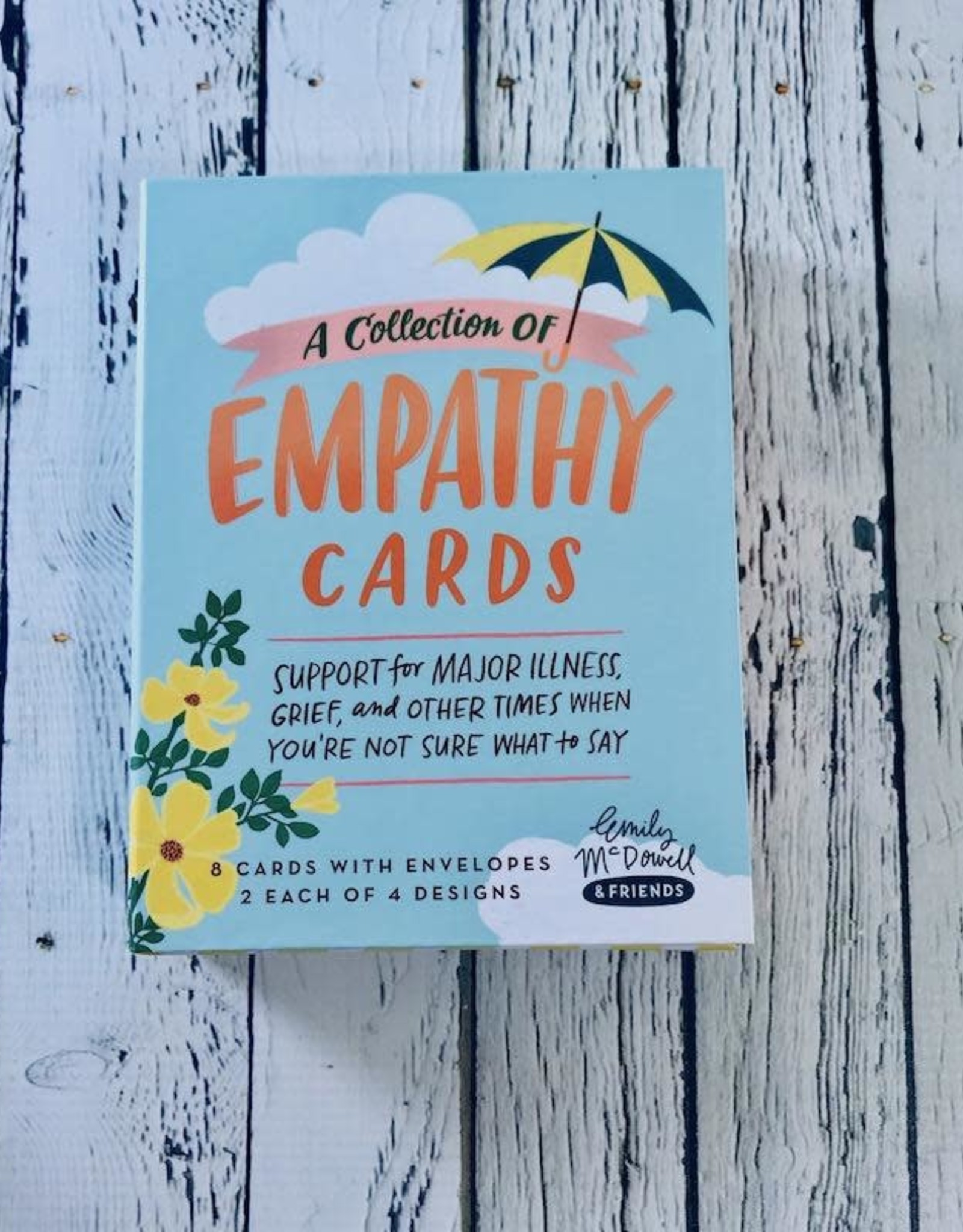 emily mcdowell A Collection of Empathy Cards