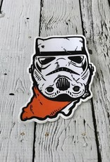 Indiana Trooper Sticker