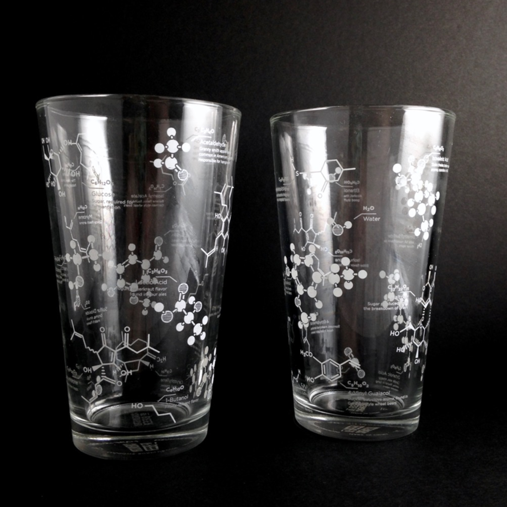Cognitive Surplus The Science of Beer Pint Set (2)