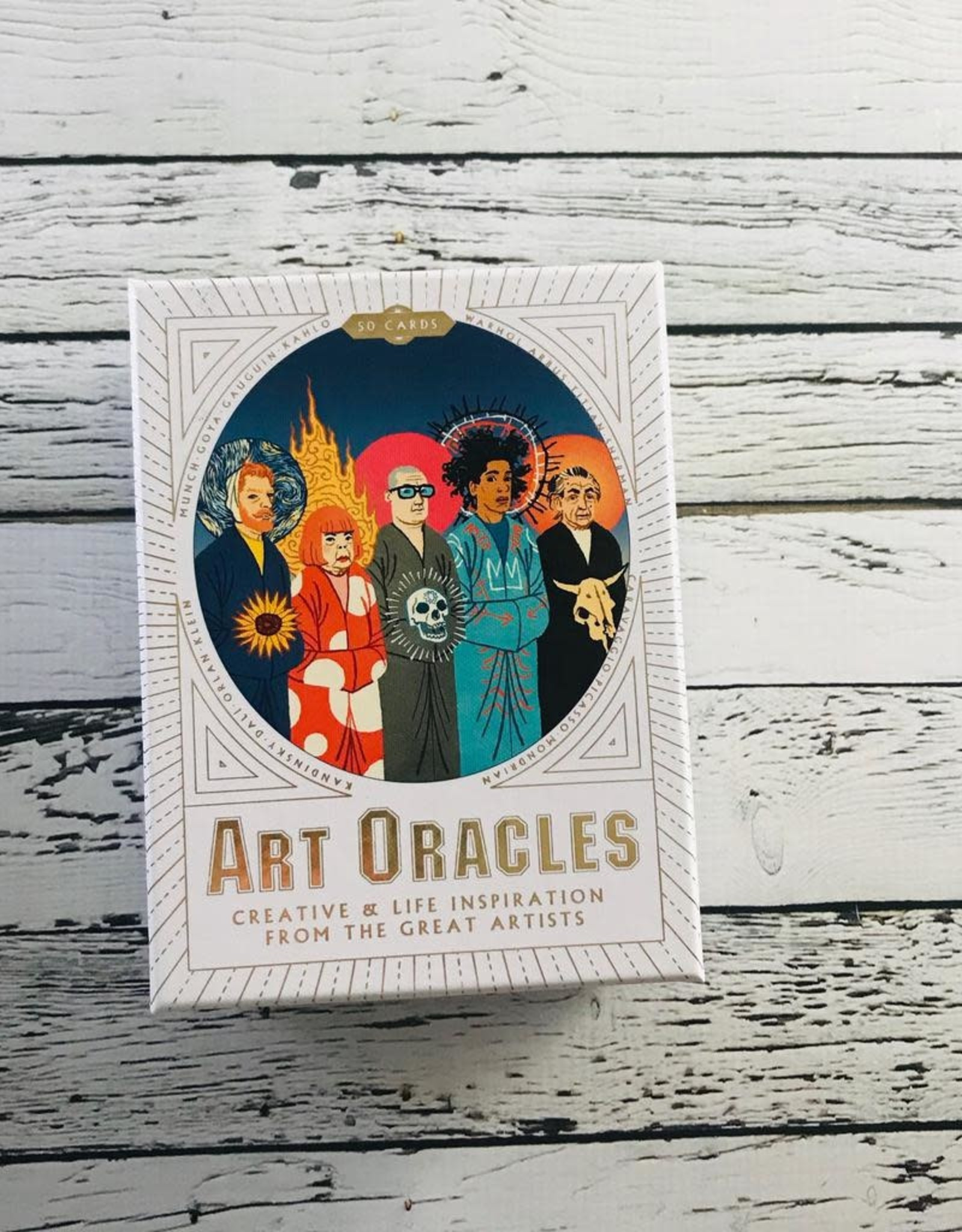 Art Oracles Cards