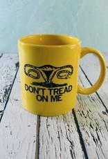 Don't Tread On Me Uterus Mug
