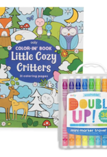Double Up & Cozy Critters Coloring Pack