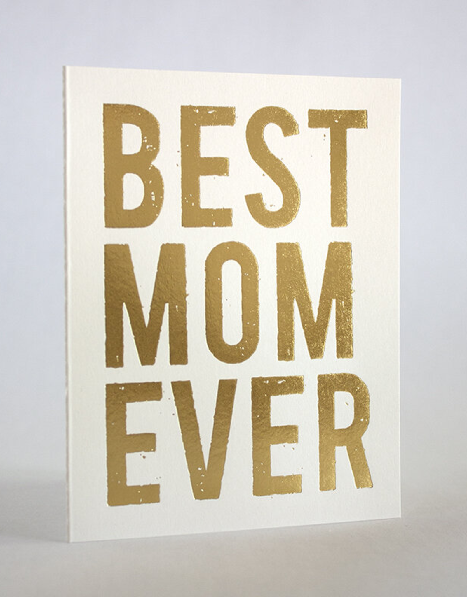 Fugu Fugu Press Best Mom Ever Card
