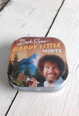 UNEMPLOYED Bob Ross Happy Little Mints