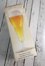 Fred Beerdeaux Beer Glass
