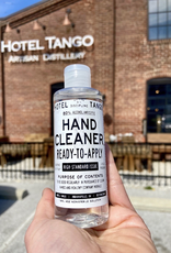 4oz Bottle of Hand Cleaner, Locally Produced by Hotel Tango Distillery.