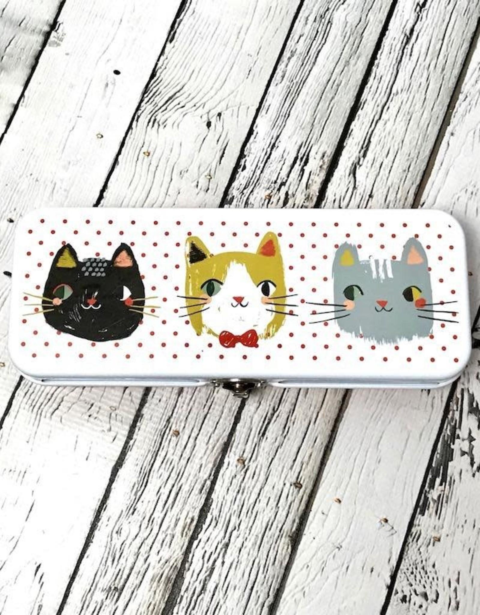 Meow Meow Pencil Box
