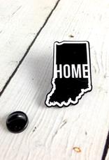 Home Enamel Pin