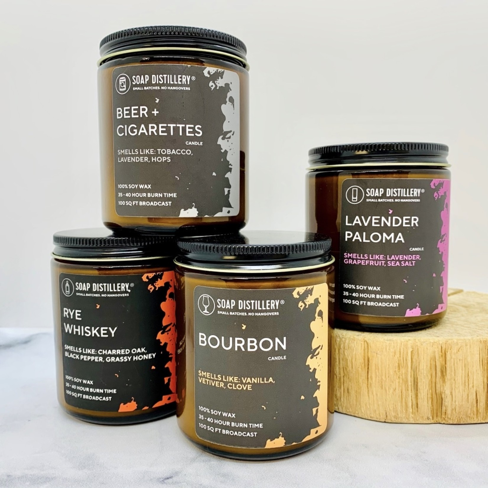 Soap Distillery Candles