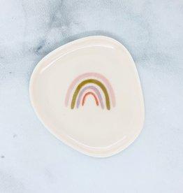 Mini Canv Rainbow Organic Trinket Tray