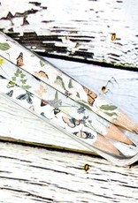 June & December Fluttery Mix Pencil Terrarium Set of 5 Pencils