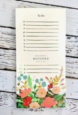 Floral Vines Market Pad