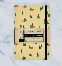 United by Blue Campsite Travel Journal