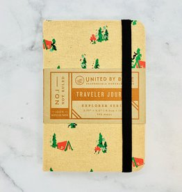 United by Blue Mini Campsite Travel Journal