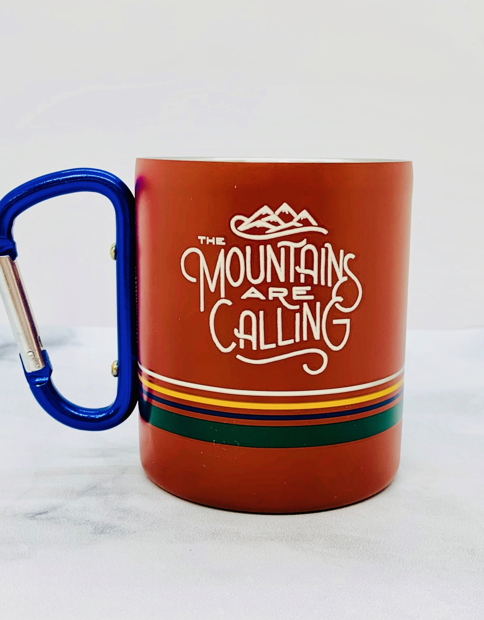 United by Blue United by Blue 10oz Carabiner Cup