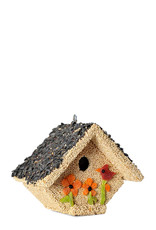 Spring Fruit Casita Birdseed Bird House