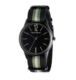 Varsity Watch Black