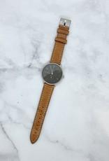 Noah Watch, Grey/Tan