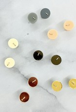 Modern Bitty Stud Earrings made from Rescued Architectural Materials