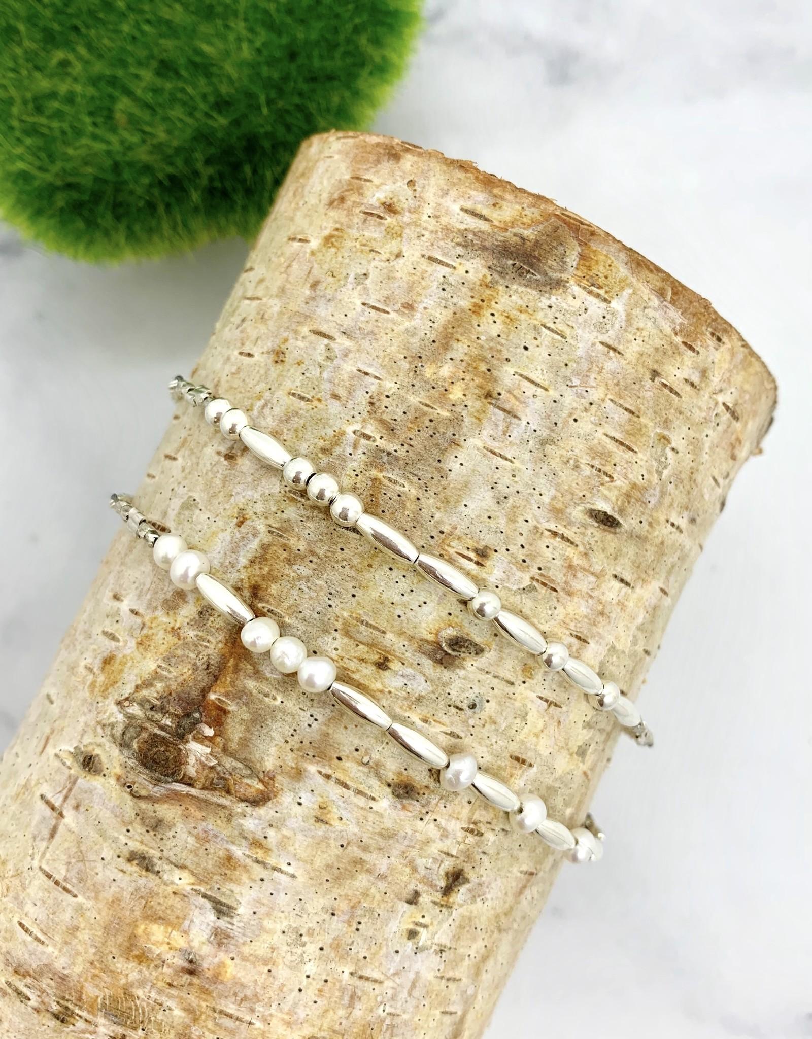 Handmade Morse Code Bracelet