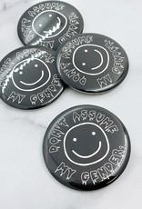 """2.25"""" Mik Mocha Buttons"""