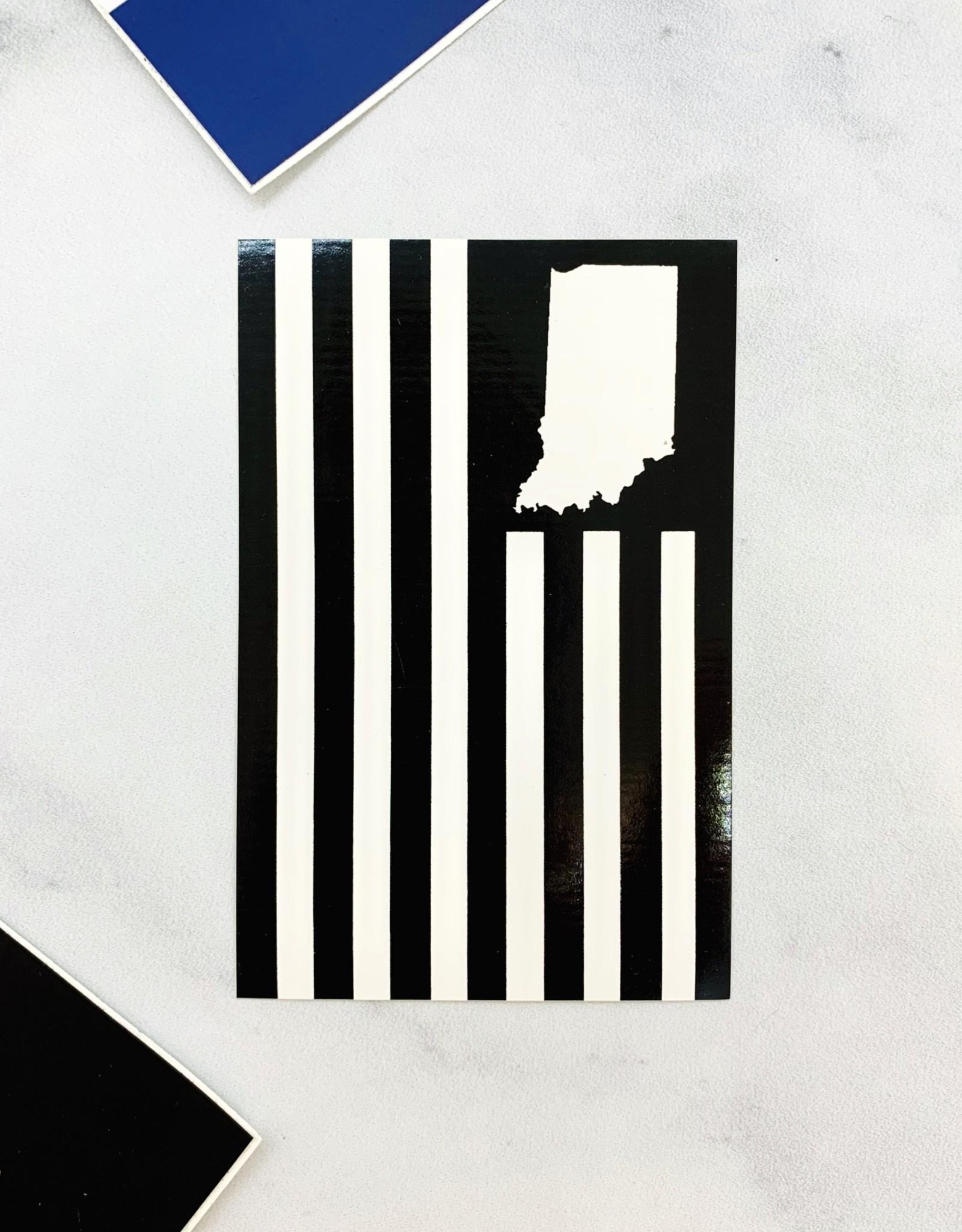 USI USI Flag Sticker