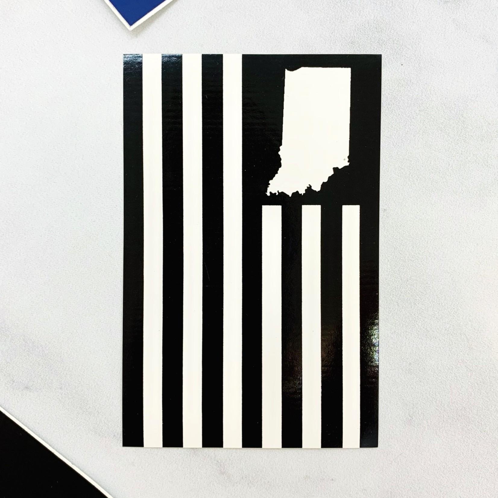 USI Flag Sticker