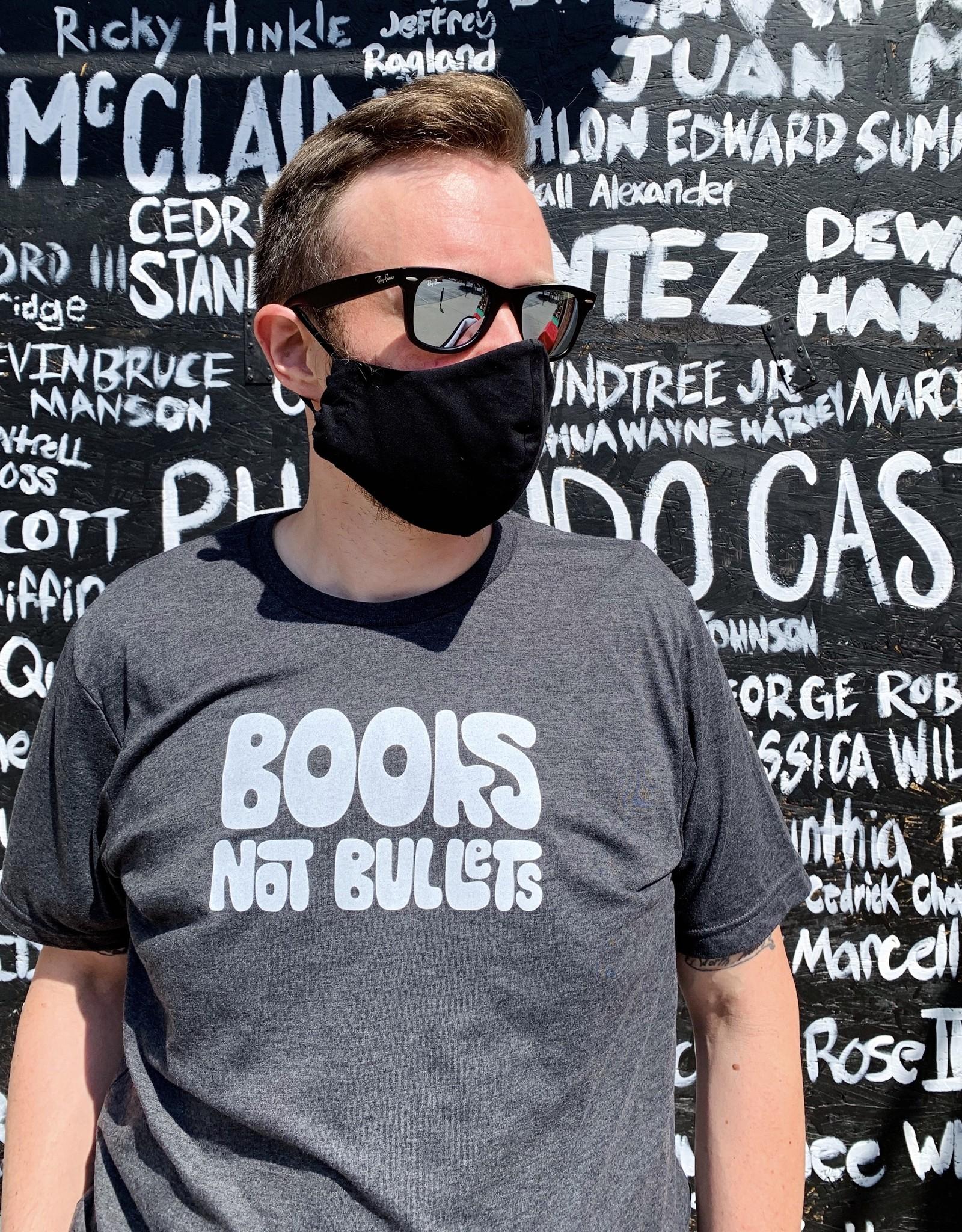 Books Not Bullets Unisex Tee