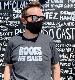 Books Not Bullets Unisex Tee