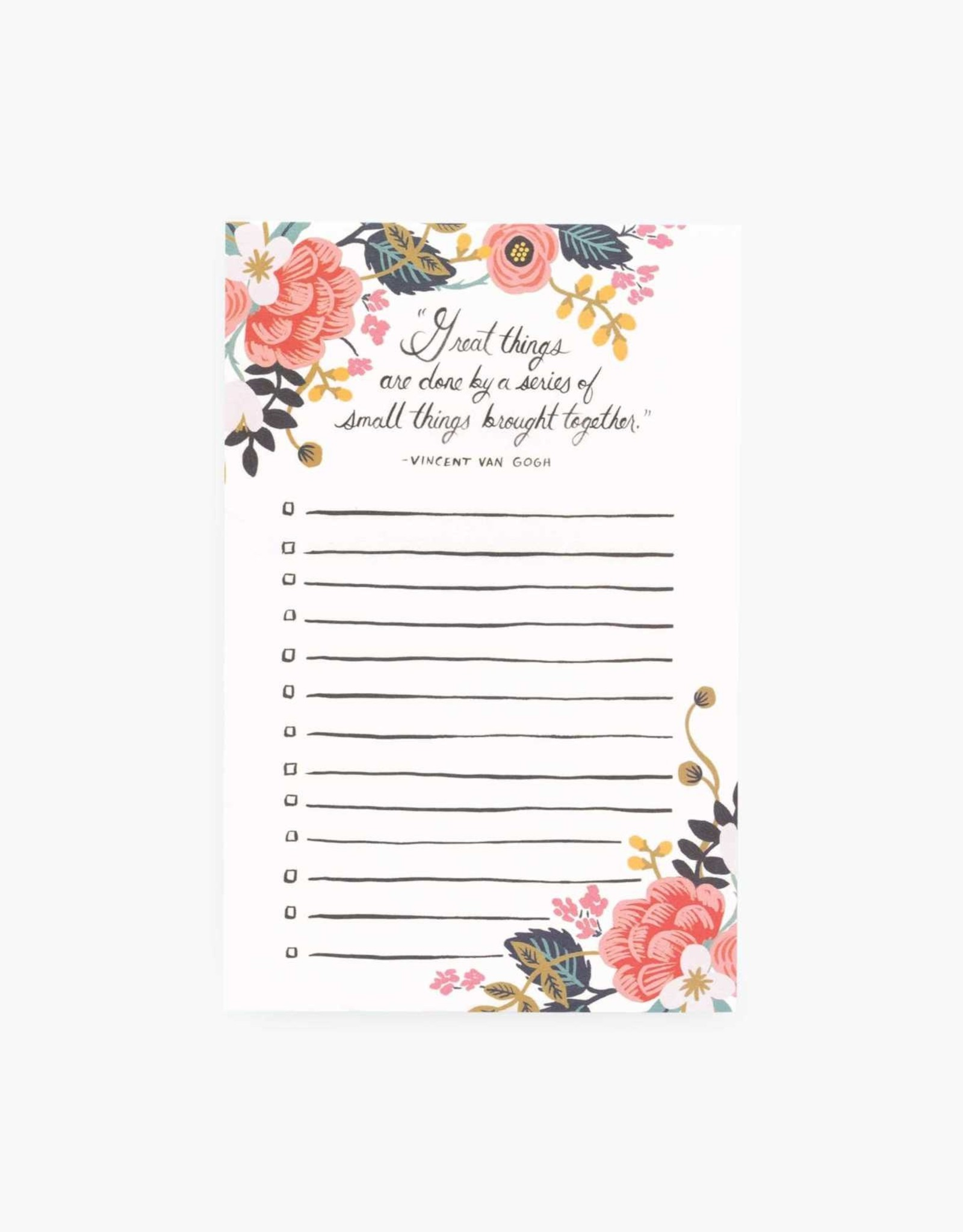 Rifle Paper Co Rifle Paper Notepads