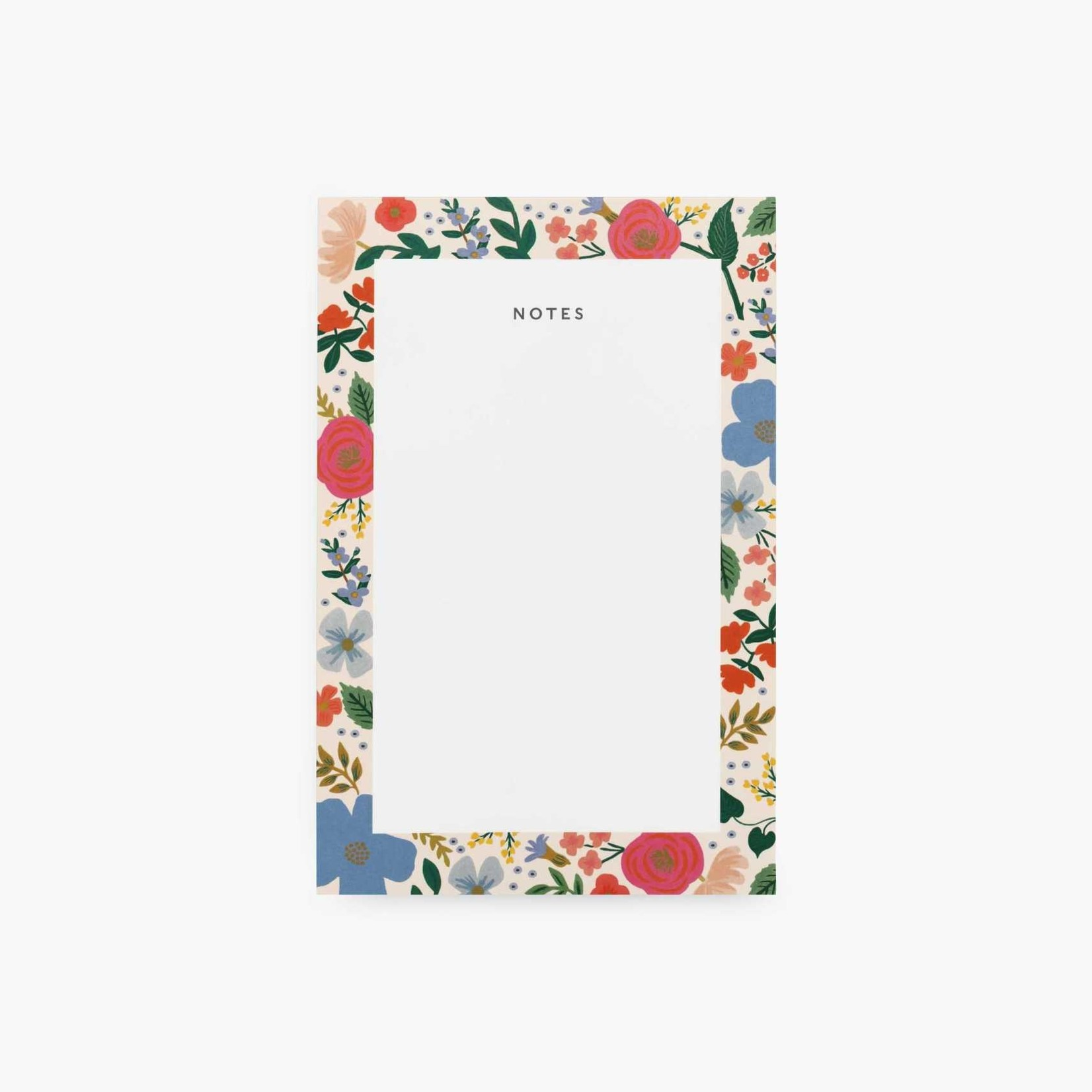 Rifle Paper Notepad: