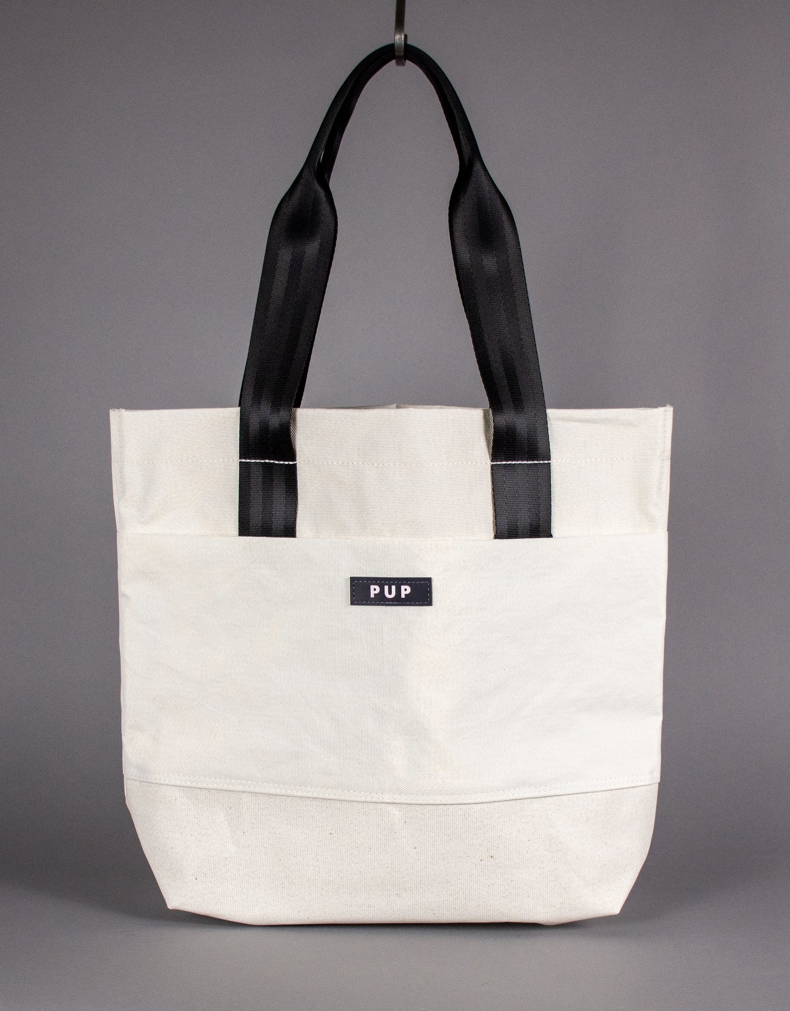 PUP Archivist Tote Made From The Roof Of The RCA Dome
