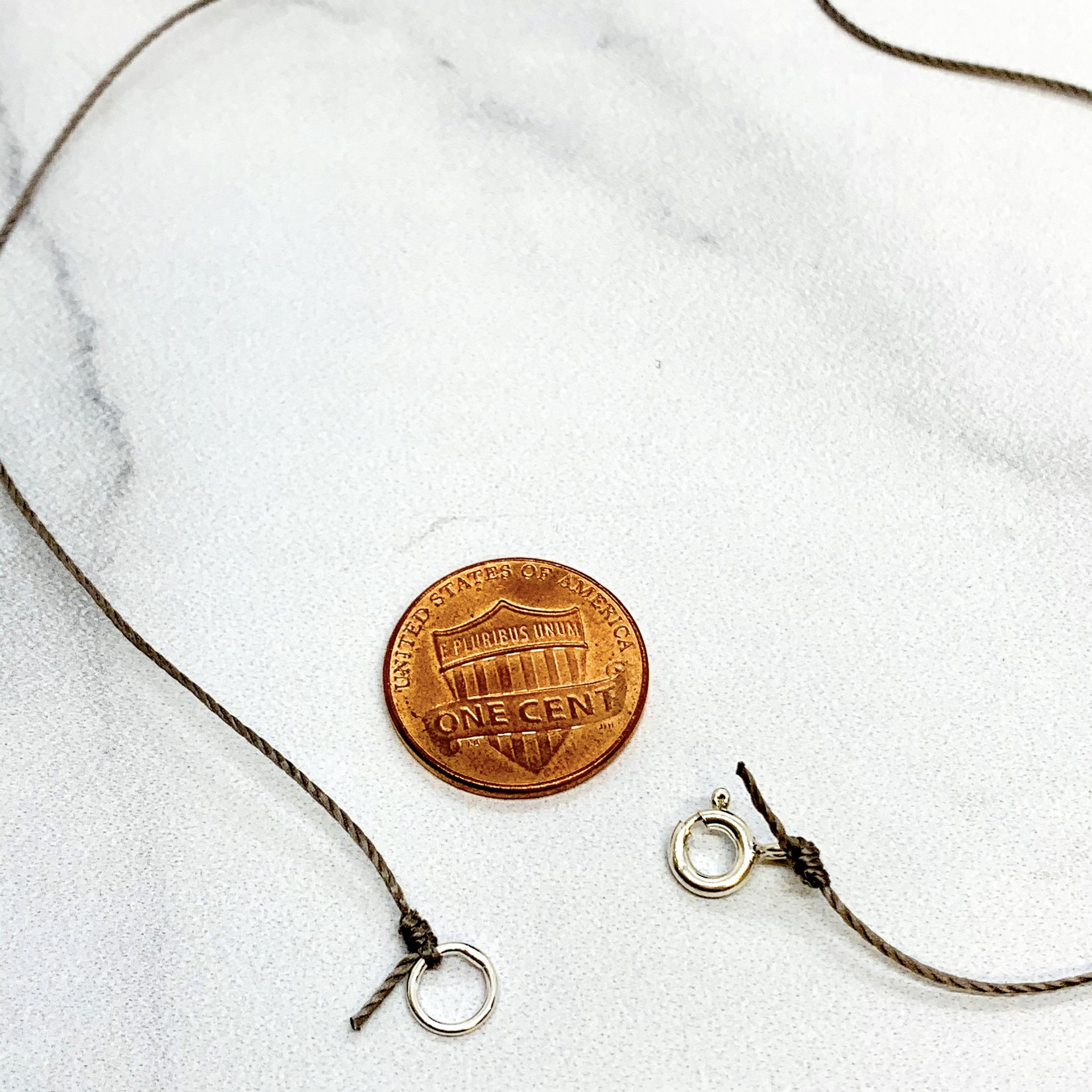 "Lithograph Photo Pendant on 18"" Cord Necklace"