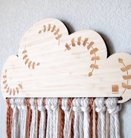 noshii Starry Cloud Wall Hanging