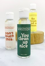 Paddywax Paddywax 2oz Hand Sanitizers