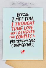 emily mcdowell True Love Rx Card