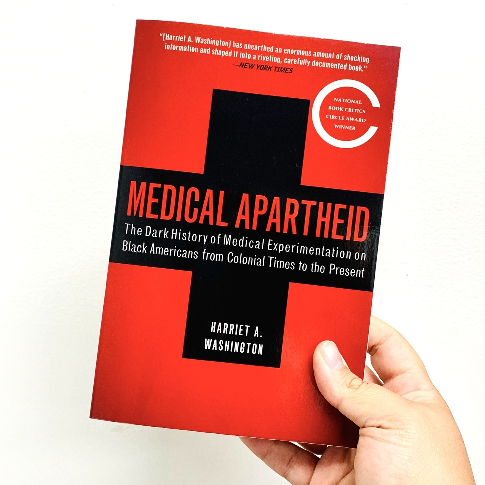 RANDOM HOUSE Medical Apartheid