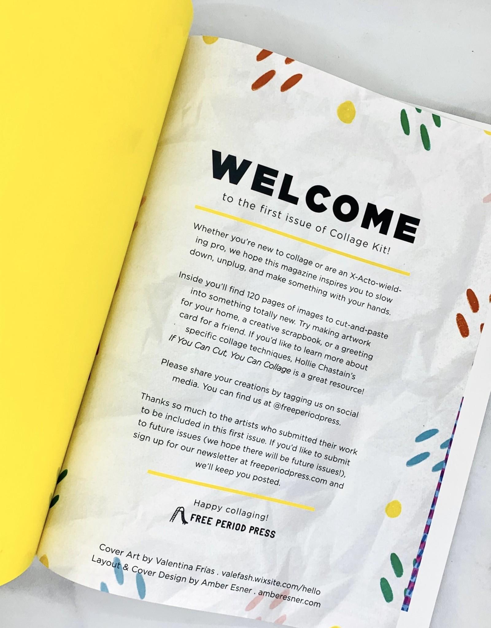 Collage Kit Magazine
