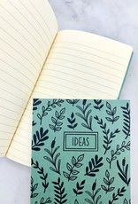 Noteworthy Trees & Leaves Journals