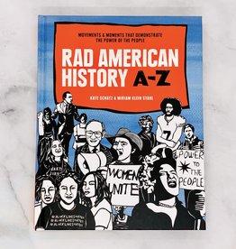 RANDOMHOUSE Rad American History A-Z