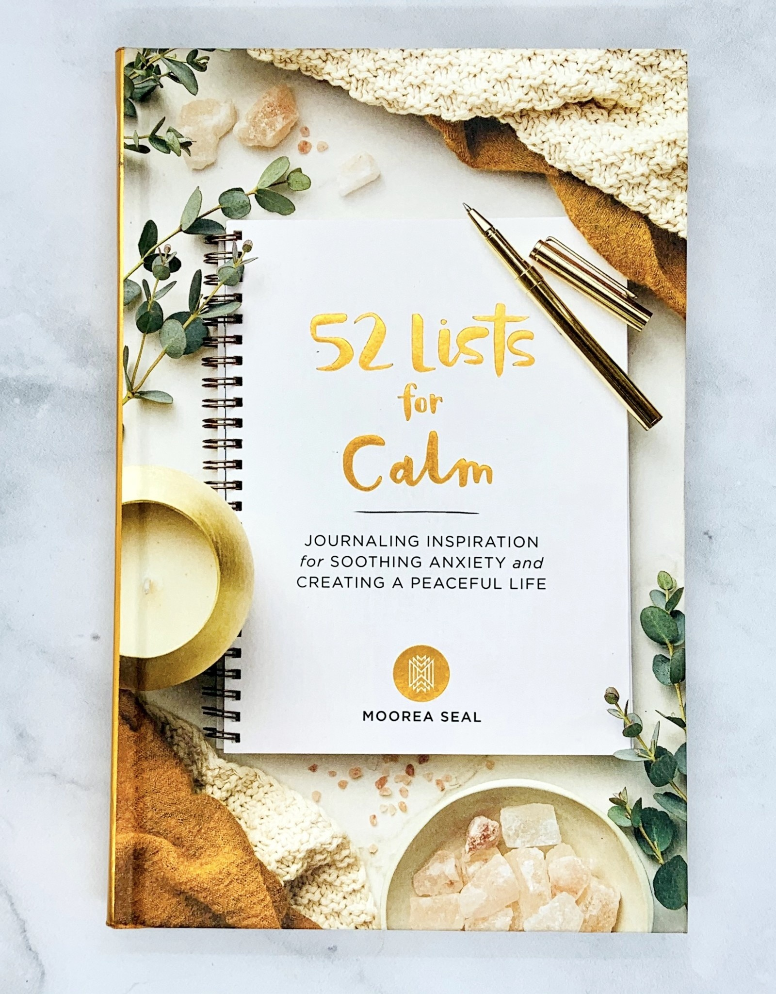 52 Lists for Calm