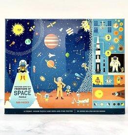 RANDOMHOUSE Professor Astro Cat's Frontiers of Space 500 Piece Puzzle