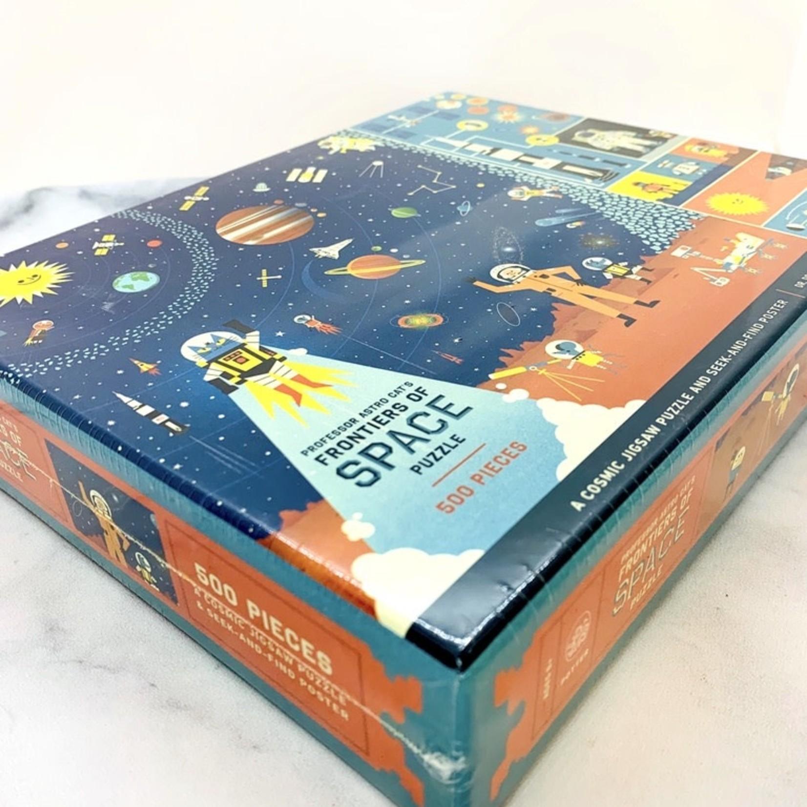 Professor Astro Cat's Frontiers of Space 500 Piece Puzzle