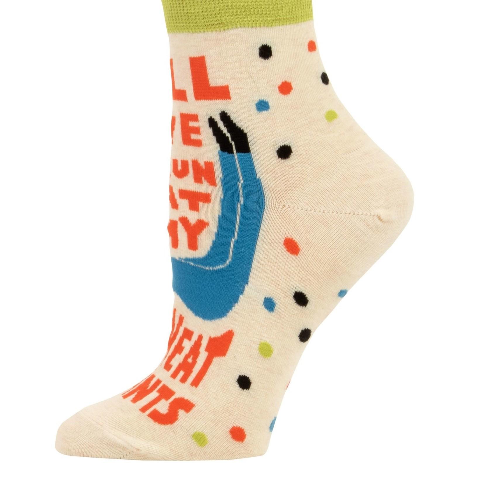 My Sweatpants Ankle Socks