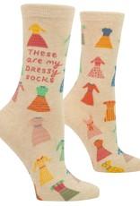 My Dressy Socks Women's Crew Socks