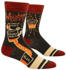 BlueQ Whiskey Men's Socks